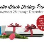 Silhouette Black Friday Deals
