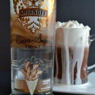 SMIRNOFF Cinna-Sugar Hot Chocolate