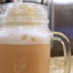 Spiked Pumpkin Spice Tea Latte