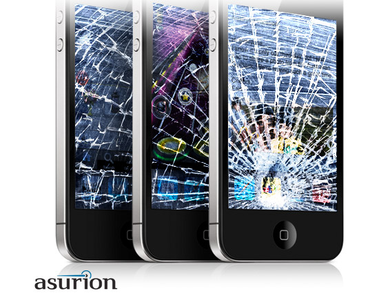 Asurion - Your Technology Protection Company. #BecauseCrazyHappens