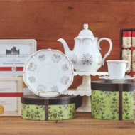 Downton Abbey Tea Party with World Market #DoTheDownton