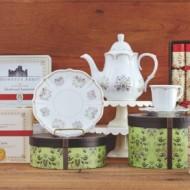 Downton Abbey Tea Party with World Market #DoTheDownton