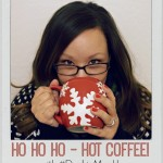 Ho Ho Ho – Hot Coffee with #DunkinMugUp