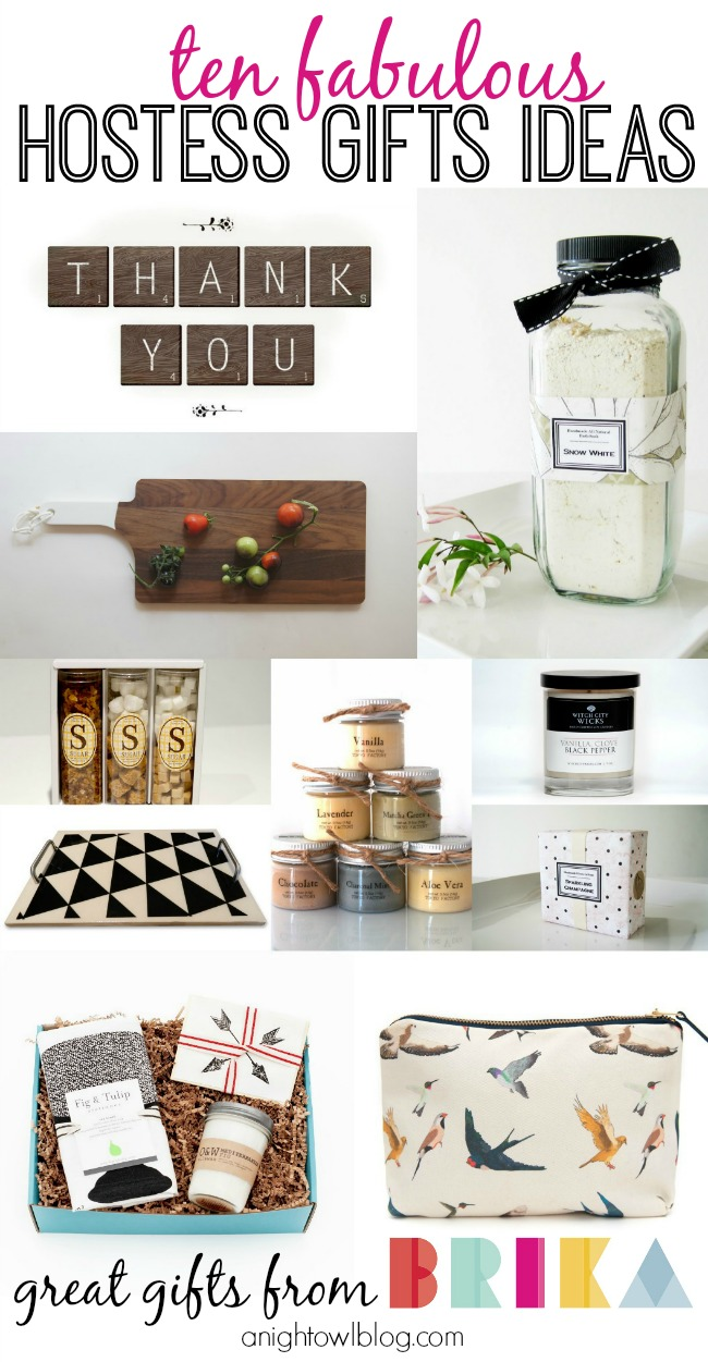 Host Gift Ideas holiday hostess gift ideas | a night owl blog