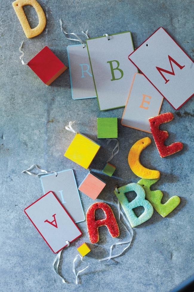 Handmade Toddler Christmas Ornaments