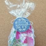 Mistletoe Survival Kit with Hello Breath Spray