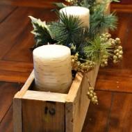 3M DIY Pallet Wood Centerpiece Box