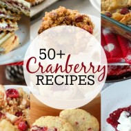 50+ Cranberry Recipes
