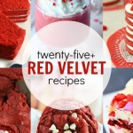 25+ Delicious Red Velvet Recipes