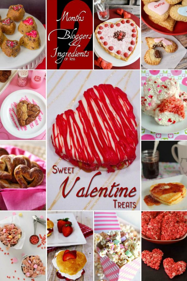 12 Sweet Valentine Treats