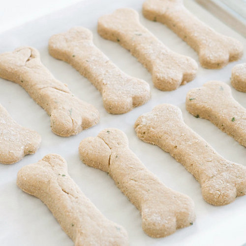 Easy Two-Ingredient Homemade Dog Treats by Dog Milk