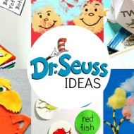 25+ Dr. Seuss Ideas – Crafts, Treats and More!