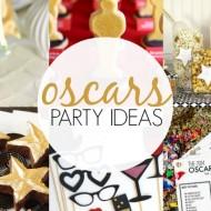 Last-Minute Oscar Party Ideas