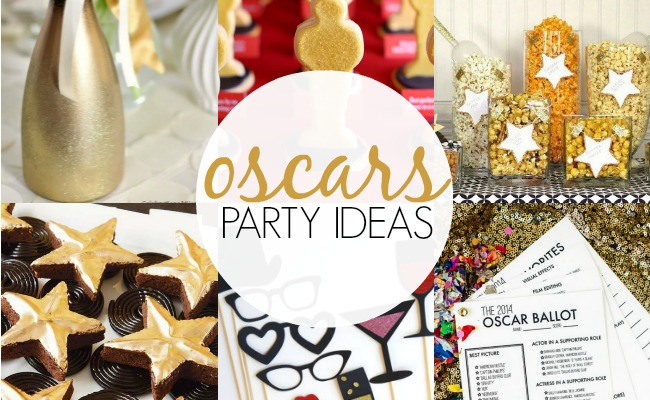 Last Minute Oscar Party Ideas on oscar party ideas and recipes