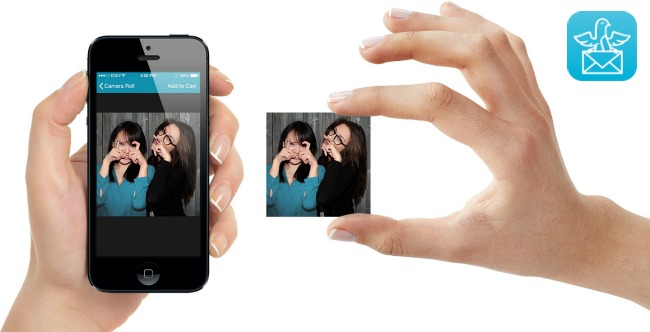 PostalPix - get your mobile pictures professionally printed