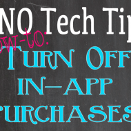 How to Turn Off In-App Purchases