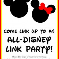 Show Your #DisneySide: Disney Link Party!