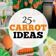 25+ Carrot Ideas