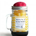 Pencil Mason Jar Teacher Appreciation Gifts