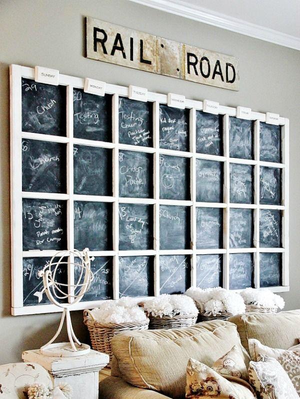 Thistlewood Farm Chalkboard Calendar