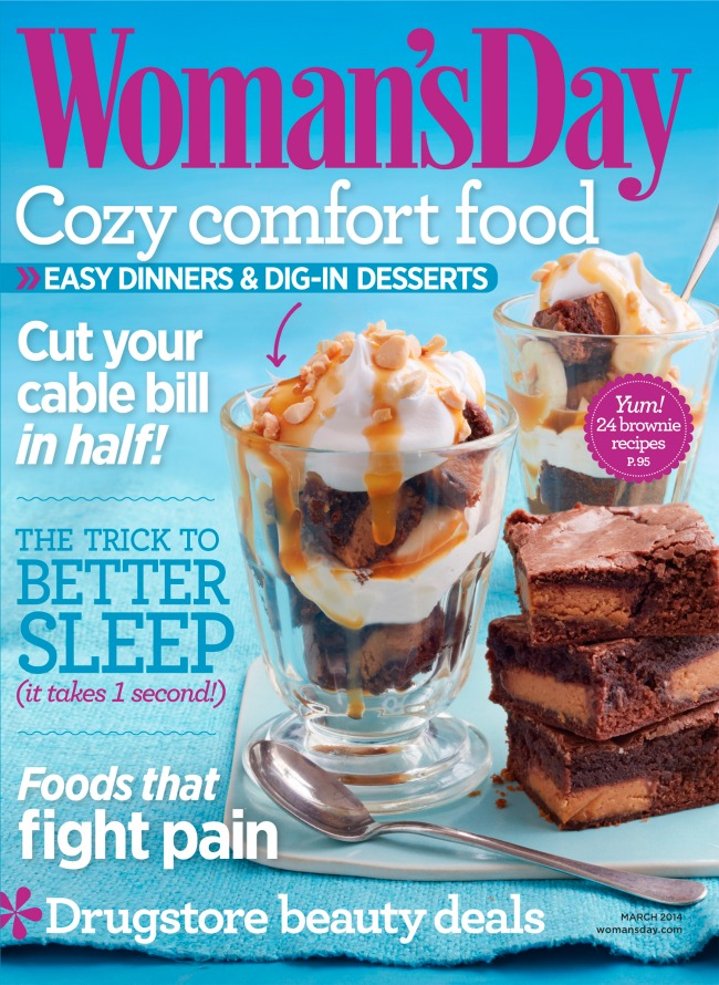 Woman's Day - March A Night Owl Feature!