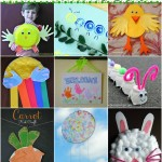 25+ Spring Inspired Kids Crafts