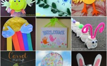 spring-kid-crafts-roundup