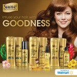 Infuse Your Hair with Goodness: #SuaveGoodness Twitter Party