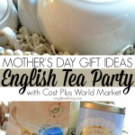 English Tea Party Gift Basket