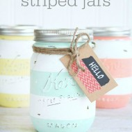 Easter Mason Jar Ideas