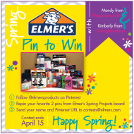 Pin to Win with Elmer's!