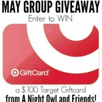 May $100 Target Gift Card Giveaway