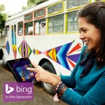 Bing in the Classroom Twitter Party #bingclassroomchat