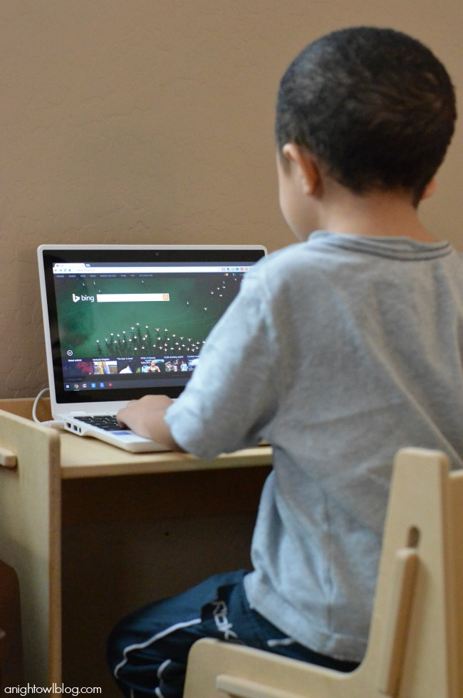 Bing in the Classroom - Show support for #adfreesearch!