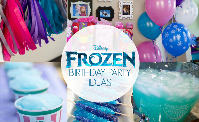 disney frozen birthday party ideas a night owl blog