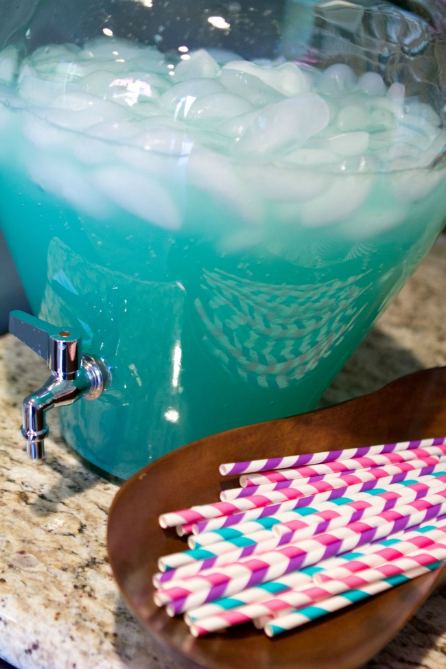 Frozen Party Punch A Night Owl Blog