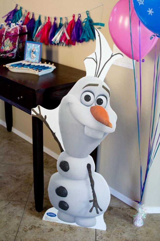 Disney Frozen Birthday Party Ideas A Night Owl Blog