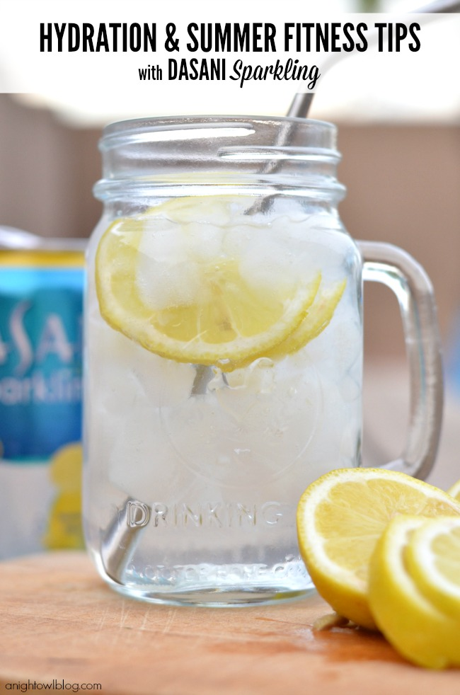 Carbonated Water Hydration 76