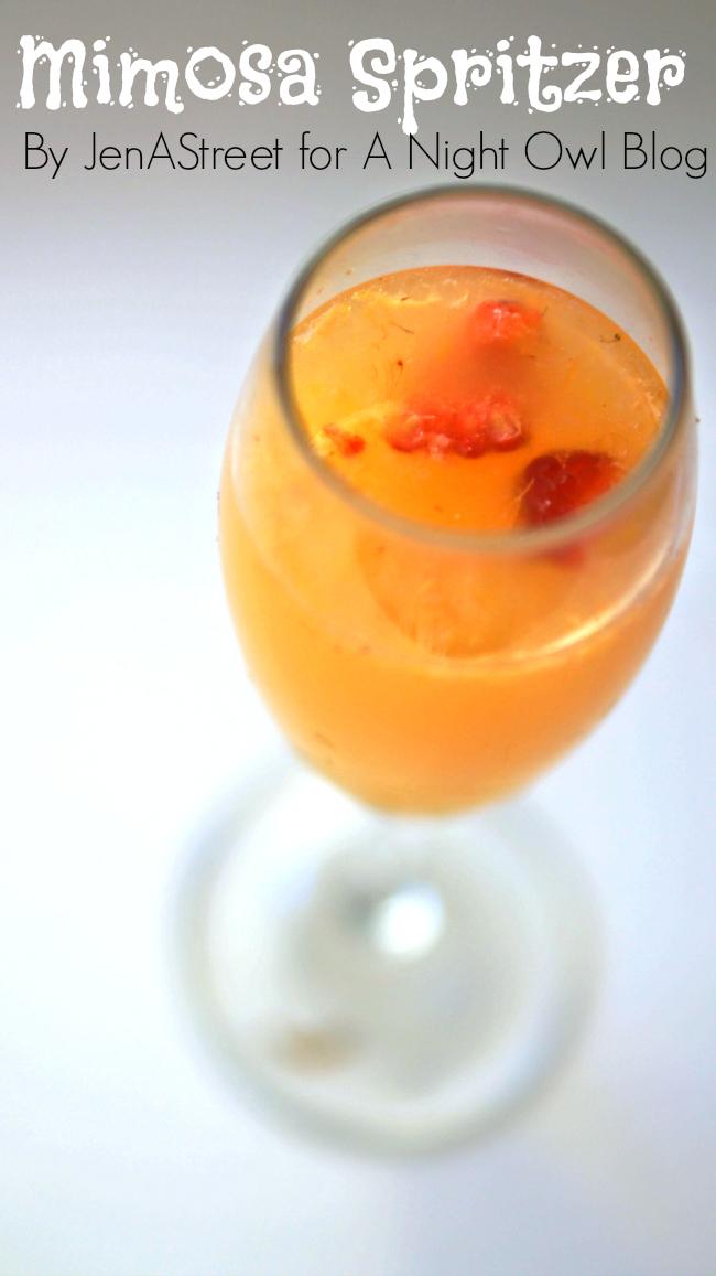 Mimosa Spritzer