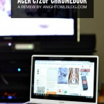 Acer C720P Chromebook Review
