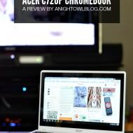 Acer C720P Chromebook Review