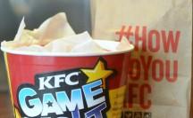 Family Game Night with KFC