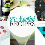 25+ Martini Recipes