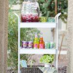 Outdoor Entertaining – The Bar Cart
