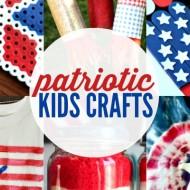 Patriotic Kids Crafts