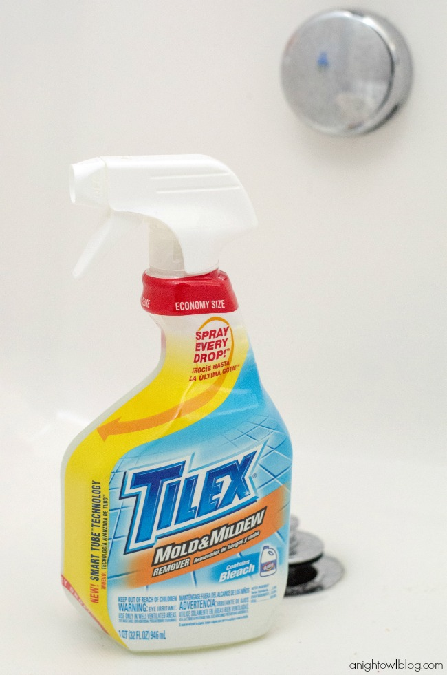Tilex Mold And Mildew Tackle Your Dirty Secret A Night