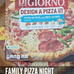 Family Pizza Night with DiGiorno® Design a Pizza™