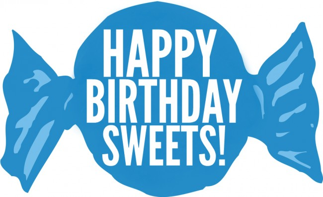Happy Birthday Sweets Free Printable