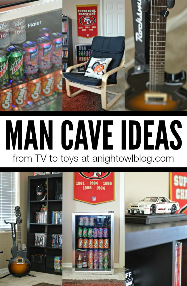 Man Cave Must Ideas : Man cave ideas a night owl
