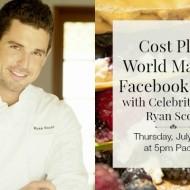 World Market Facebook Chat with Chef Ryan Scott
